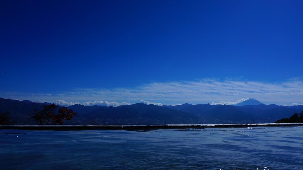 홋따라카시 온천 모습입니다.